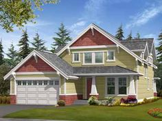 Our Craftsman house plan