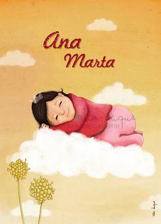 Baby room illustration