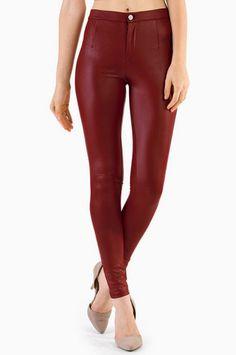 Donna+Disco+Pants+$37+at+www.tobi.com