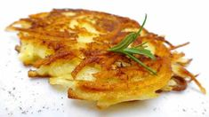 Potato Pancake Recipe (R�sti)