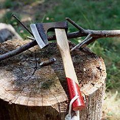 Japanese hand axe