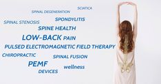 Magnetic Fields Therapy benefits for Low-back pain that has become a huge issue in modern times composed of wrong sitting postures, whether at work or home.   Learn more:    #physiotherapy