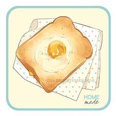 美味しいパン [1]