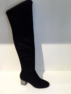 Design laarzen van het merk WHAT FOR  Het merk wat Koningin Maxima ook draagt .