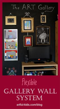 Flexible Gallery Wall System