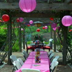 Dora and Elmo Birthday Party!
