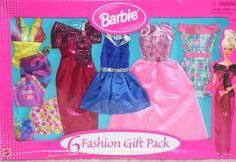 Barbie Fashion Gift Set 1998 New   eBay