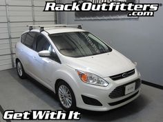 Rack Outfitters - Ford C-MAX Hybrid Thule Rapid Traverse SILVER AeroBlade Roof Rack '13-'15*, $381.85 (http://www.rackoutfitters.com/ford-c-max-hybrid-thule-rapid-traverse-silver-aeroblade-roof-rack-13-15/)