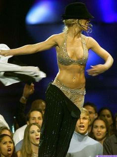 Britney Spears from 2000. Best britney moment ever.