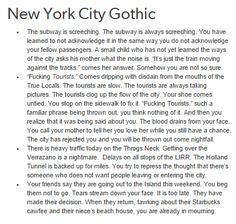 Image result for regional gothic tumblr