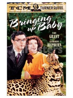 Bringing Up Baby, 1938 Movies Art Print - 46 x 61 cm