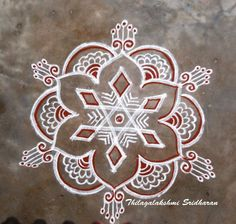 New tattoo traditional small hands 31 Ideas Rangoli Borders, Rangoli Border Designs, Rangoli Designs Diwali, Kolam Rangoli, Beautiful Rangoli Designs, Padi Kolam, Rangoli Simple, Small Rangoli, Trendy Tattoos