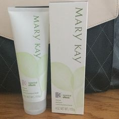 Mary Kay Botanical Effects Cleanse Oily Skin Brand New Retail $14