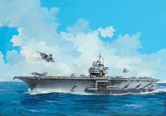 Coventry, Plastic Model Kits, Plastic Models, Navy Coast Guard, Bagdad, F-14 Tomcat, Naval History, Toyota Cars, Armada