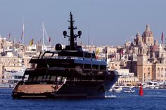 The Main, Georgio Armani's Yacht.