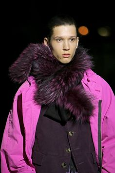 Dries Van Noten | Fall 2014 Menswear Collection | Style.com