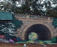 Gwinnett Magazine - Turning Old Town Into a Work of Art Brooklyn Bridge, Main Street, Old Town, Turning, Georgia, Magazine, Artwork, Projects, Travel