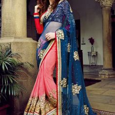 refreshing-pink-blue-net-half-n-half-bridal-wear-saree-800x1100.jpg