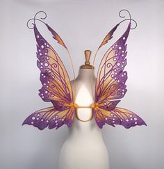 Fairy Wings for Adults/Kids - They are the best fairy wings I have seen, period. Well made pieces of art.