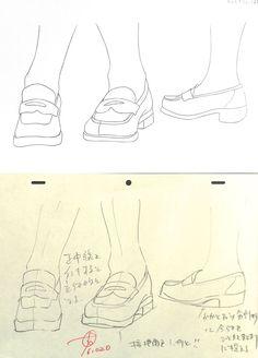 73 件のおすすめ画像(ボード「靴の描き方」)