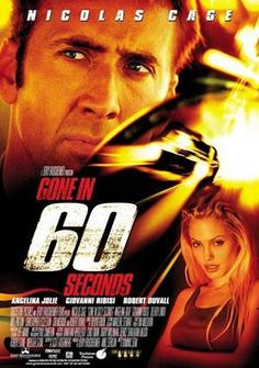 GONE IN 60 SECONDS // usa // Dominic Sena 2000