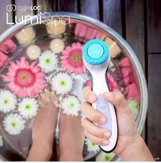 use it on your feet too! Beauty Now. Shop for the latest in award winning skin, body, hair and oral care products on the market today. Nu Skin, My Beauty, Beauty Skin, Health And Beauty, Hair Beauty, Dental, Pores, Beauty Magazine, Anti Aging Skin Care