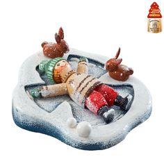 Christmas World Snowangel