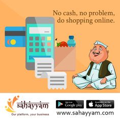 India scraps 500 and 1000 rupee bank notes.  No cash no problem  Do shopping online  http://sahayyam.com Our platform, your business. #500Rs #1000Rs #SellingOnline #OnlineStore #OnlineSellers #OnlineShopping #order #Shop #online #Sahayyam #ShopOnline #eCommerce #DigitalIndia #business #GooglePlay #AppStore
