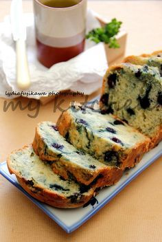 My Kitchen: Blueberry Cake [So Soft And Moist]