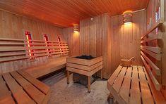 Motor Yacht SHERAKHAN - Sauna