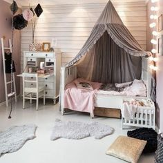 Les 14 meilleures images de chambre fille 9 ans | Bedrooms ...