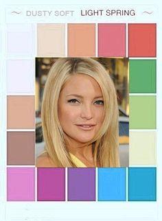 Light Spring Palette, Spring Color Palette, Colour Pallette, Spring Colors, Clear Spring, Bright Spring, Warm Spring, Soft Autumn, Seasonal Color Analysis