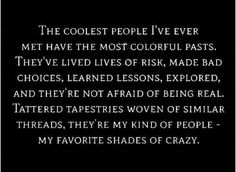 The coolest people...