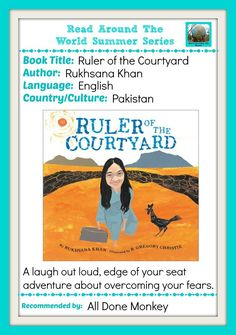 A laugh out loud, edge of your seat adventure from Pakistan about overcoming your fears.