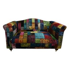Vintage Patchwork 2 Seater Sofa  £2319