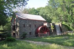 Longfellow Mill. MA