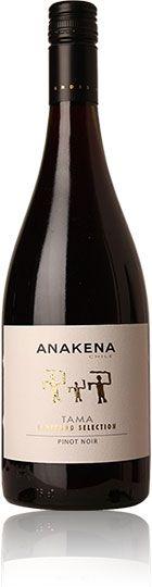 Anakena Single Vineyard 'Tama' Pinot Noir - Majestic Wine