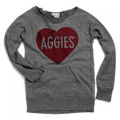 """I know it's not the """"right"""" Aggies but hey. I still love it n it will still represent where I graduated."""