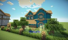 Gaming PinWire: Victorian House in a different colour Minecraft Project | Minecraft 35 mins ago - Minecraft CityMinecraft GamesMinecraft ProjectsMinecraft IdeasMinecraft Building GuideAwesome Minecraft HousesMinecraft StuffCool Minecraft... Source:br.pinterest.com Results By RobinsPost Via Google