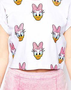 Daisy Duck shirt. Asos