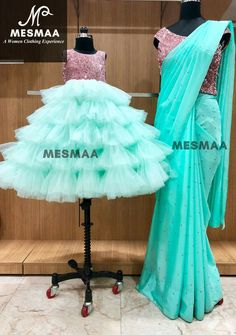 Call or whatsapp 8288944518 to order this beautiful Little gown Customizations available. Mommy Daughter Dresses, Mom And Baby Dresses, Kids Party Wear Dresses, Mother Daughter Dresses Matching, Mother Daughter Fashion, Dresses Kids Girl, Mom Daughter, Baby Dress Patterns, Blouse Patterns