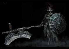 View an image titled 'Dragonslayer Armor Art' in our Dark Souls III art gallery featuring official character designs, concept art, and promo pictures. Dark Souls 3, High Fantasy, Dark Fantasy Art, Dark Souls Characters, Monster Characters, Dragon Slayer, Soul Art, Fantasy Armor, Drawing Tips