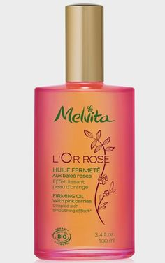 Perfectly Polished: MELVITA L'OR ROSE Slimming Oil