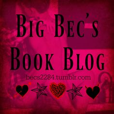 Big Bec's Book Blog is now on FB!!! https://www.facebook.com/Big-Becs-Book-Blog-1254746854565531/