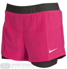Gotta keep those pins moving so they're warm with winter in town! || Nike Womens Icon Woven 2-in-1 Short || $49.99