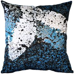 Adriatic Sea Throw Pillow 19x19