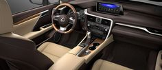 We're so obsessed with the spacious interior of the 2016 #LexusRX. http://goo.gl/afubvm