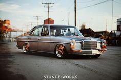 "https://flic.kr/p/dimbEU   Joe Dale's 1969 Mercedes Benz W114 250   <a href=""http://www.stanceworks.com/2012/10/a-man-of-details-joe-dales-1969-mercedes-benz-w114-250/"" rel=""nofollow"">More Here</a>"