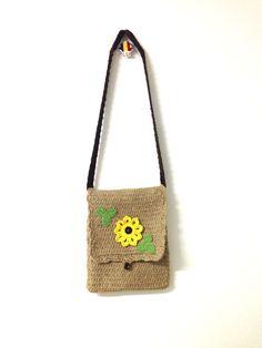 Straw Bag, Burlap, Reusable Tote Bags, Crochet, Crochet Hooks, Hessian Fabric, Crocheting, Thread Crochet, Hooks