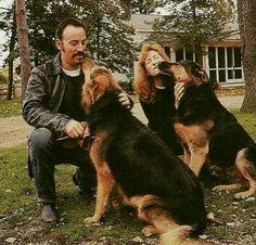 Bruce Springsteen & GSDs